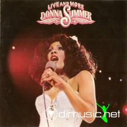 Donna Summer - 1978 - Live and More