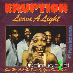 Eruption – 1978 - Leave A Light