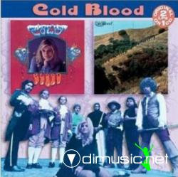 COLD BLOOD - COLD BLOOD / SISYPHUS 1969/1970