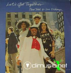 Pam Todd & Love Exchange – 1977 - Let's Get Together