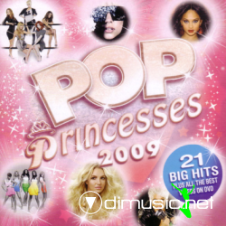 VA - Pop Princesses [2009]
