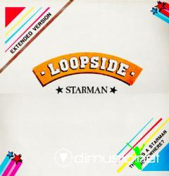 Loopside - Starman - Single 12'' - 1984