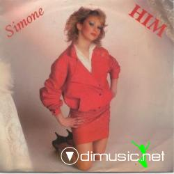 Simone - Him - My Man Must Be American - Single 12''- 1984