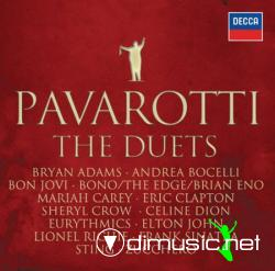 Luciano Pavarotti - The Duets (2008)