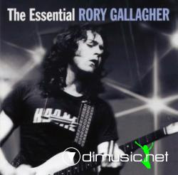 Rory Gallagher - The Essential (2008)