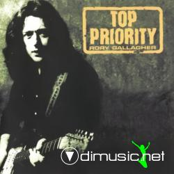 Rory Gallagher - Top Priority (1979)