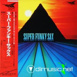 David Matthews - Super Funky Sax (Vinyl, LP, Album) 1980
