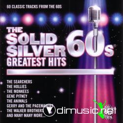 VA - The Solid Silver 60`s Greatest Hits (2 CDs) (2009)
