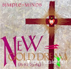 Simple Minds - New Gold Dream - DTS 5.1