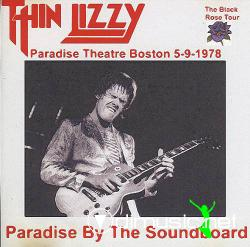 Thin Lizzy - Paradise by The Soundboard (1978)