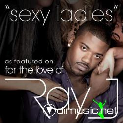 Ray J - Sexy Ladies (Promo CDS) (2009)