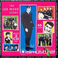 THE JOE MEEK - STORY THE PYE YEARS
