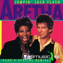 "Aretha Franklin - Jumpin' Jack Flash (US 12"" Maxi-Single)"
