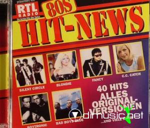 VA - 80s Hit News 2CD 2007