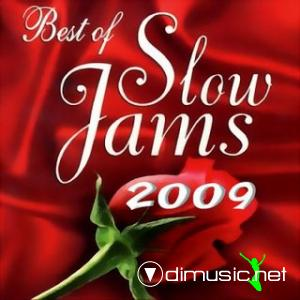 Best Of Slow Jams 2009 ( 8 CD's)