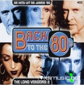 V.A. - Back To The 80's, Long Versions (8 Cds.)