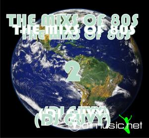 The Mixs Of 80s By Dj Guvy Vol.2