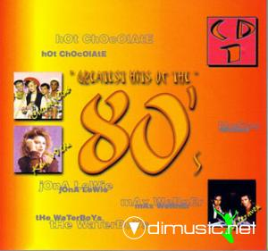 GREATEST HITS OF THE 80's - CD 1