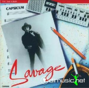 Savage - Capsicum (2 CD, 1986)