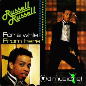 Russell Russell - For A While (12'' Vinyl) (1984)