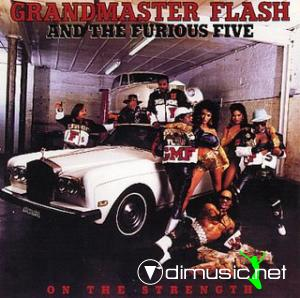 grandmaster flash and the furious five on the strength