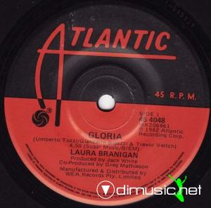 Laura Branigan - Gloria Remixes Collector