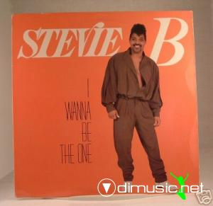 Stevie B - I Wanna Be The One (12'' Single) 1988