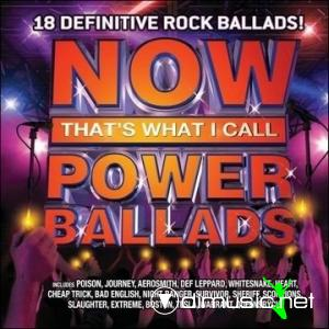 VA - Now That's What I Call Power Ballads 2009