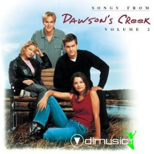 Various - Songs From Dawson's Creek Volume 2 (CD) Vol1-2