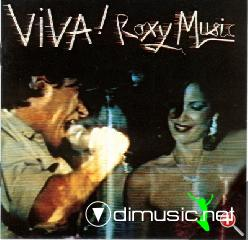 Roxy Music - Viva! Roxy Music (The Live Roxy Music Album) (Vinyl) 1976