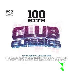 VA-100 Hits Club Classics (2008) [ 5 Cd's]