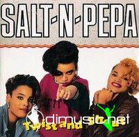 Cover Album of Salt n Pepa - Let's Talk About Everybody