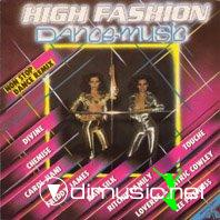 Various - High Fashion Dance Music (Non Stop Dance Remix) (Vinyl) 1983