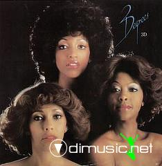 The Three Degrees - Three D (3 D) 1980