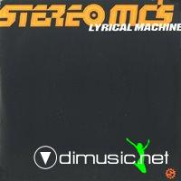 Stereo Mc's-1989-Lyrical machine [7inch]