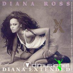 Diana Ross - Diana Extended The Remixes - 1994