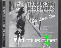 The Music Of The Beatles - 16 Instrumental Hits - 1994