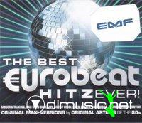THE BEST EUROBEAT - Hitz Ever (3CD 2007)