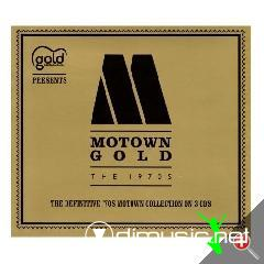 Motown Gold The 1970s [Box set]