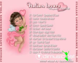 ITALIAN LOVERS MEGAMIX -volume 02