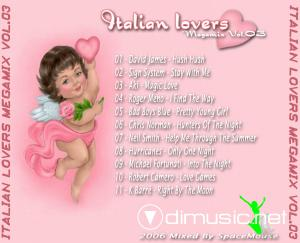 ITALIAN LOVERS MEGAMIX -volume 03