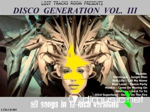 V.A. - Disco Generation Vol.3