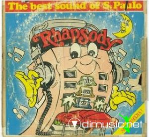 Rhapsody - The Best Sound Of S.Paulo [Rip 12'' ThunderDJ]