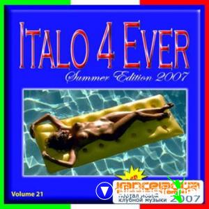 VA - Italo 4 Ever vol.21- Summer Edition (2007)