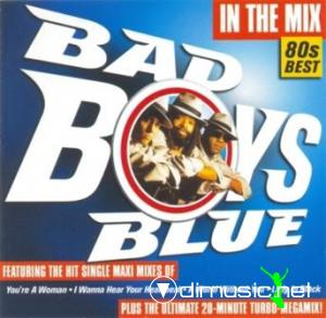 BAD BOYS BLUE - In the Mix 80´s Best (2002)