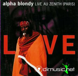 Alpha Blondy - Live Au Zenith (Paris) - 1993