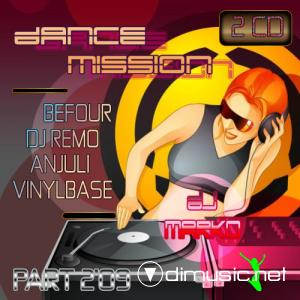 Dance Mission Vol.2 (2009)