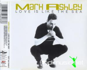 Mark Ashley- Love is Like the Sea (1999)