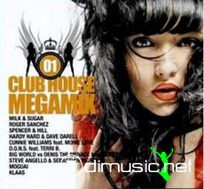 Clubhouse Megamix Vol.1 (2009)