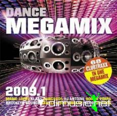 Dance Megamix Top 100 (2009)